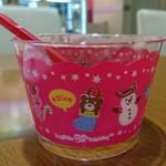 サーティワンアイスクリーム - (2017/12月)「クリスマス ハッピードール」のケース
