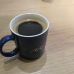 RHC CAFE - 1712_RHC CAFE 大阪店_アメリカーノ(ホット)@500円