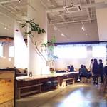 RHC CAFE - 1712_RHC CAFE 大阪店_店内
