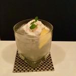 GENkatsugi - レモンのサワー自家製のレモンアイス
