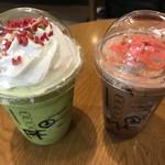 スターバックス・コーヒー - 注文品・2017/11