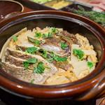 78516036 - 真鯛の釜戸炊き土鍋ご飯