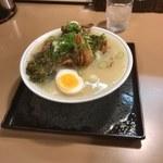 78516450 - くずしチャーシュー麺