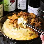 炭焼きダイニング 祭市場 - 祭焼き(メガ)チーズタッカルビ