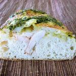 セイボリー デイ - バジルチキンチーズ