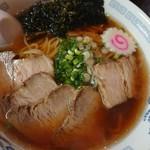 山奈食堂 - チャーシューメン