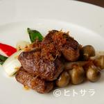 エンプレスルーム - 自家製のXO醤の風味が美味しさの決め手『牛肉のXO醤炒め』