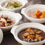 エンプレスルーム - 出来立ての味をそのままに。土鍋でいただく中国料理