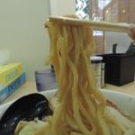 らーめん影武者 - らーめんの麺