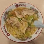 天下一品  - 楽集ラーメン 730円