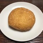 民芸あき - 料理写真:あしたばチーズブッセ