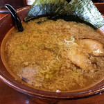 蔵 - 料理写真:蔵特製・こってり・太麺大盛り