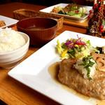 カフェ エストラーダ - 料理写真:日替わりランチ