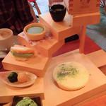 ヒミツノハナゾノ - KIWAMI抹茶