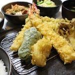 天ぷら倶楽部 - 料理写真: