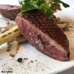 78527149 - フランス鴨のロース肉のアッロースト
