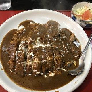 マサラ - 料理写真:カツカレー