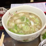 久村の酒場 - 料理写真:山形名物の納豆汁