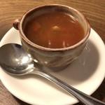ヴァンショー - スープ