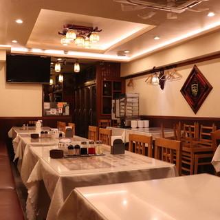 ◆貸切最大76名様&個室完備◆温かみのあるゆったり空間