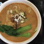 伝丸 - 胡麻辛味担々麺(¥850)