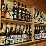 日本酒とくつろぎ宴会の店 うめ家   - ドリンク写真:プレミアム焼酎500円~お気軽に呑んでください♪