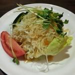 モナラ - セットのサラダ