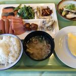 78537618 - 朝食(ビュッフェ