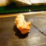 鮨 ひでぞう - つぶ貝