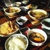 いずみ庵 - 料理写真:味噌煮込みうどんのセット