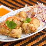 クワンチャイ タイ食堂茶屋町店 - 鶏の唐揚げ
