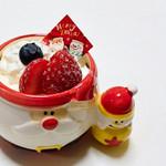 ラ・ファミーユ - クリスマスプリン