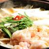 炭火串焼き よさこい - 料理写真:もつ鍋