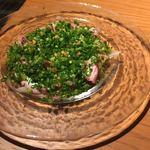 山科肉バル MEATHAMMERGRILL - ネギだくローストポーク
