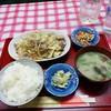 ひふみ - 料理写真:野菜炒め定食