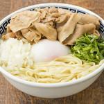製麺屋慶史 麺ショップ 西月隈 - 油肉そば