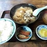 大和食堂 - 肉豆腐定食¥750