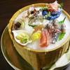 旬菜酒房 わらび - 料理写真:本日のお造り盛り合わせ