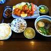 穂高 - 料理写真:からあげセット ¥1100
