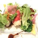 キハチ 名古屋店 - サラダ