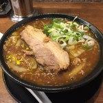 うま煮ラーメン 醤 - 料理写真:うま煮肉醤油ラーメン 750円税別