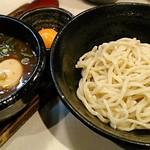 作ノ作 - 【ゆず風味つけ麺 + とろり味玉】¥850 + ¥100