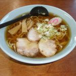 たまみづ - 料理写真:ラーメン 500円