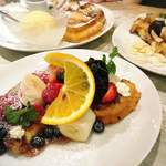 TERRACE - SWEETS&MEAL -  -