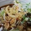 ときそば - 料理写真:天ぷらそば