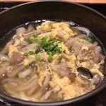 あ吽 - テールスープの稲庭うどん