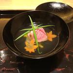 あ吽 - 米沢牛の肉吸い