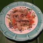 オステリア・ボーノ - 料理写真:トリッパのブロード煮