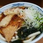 加賀 - 七味は掛けています