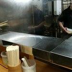 加賀 - 厨房